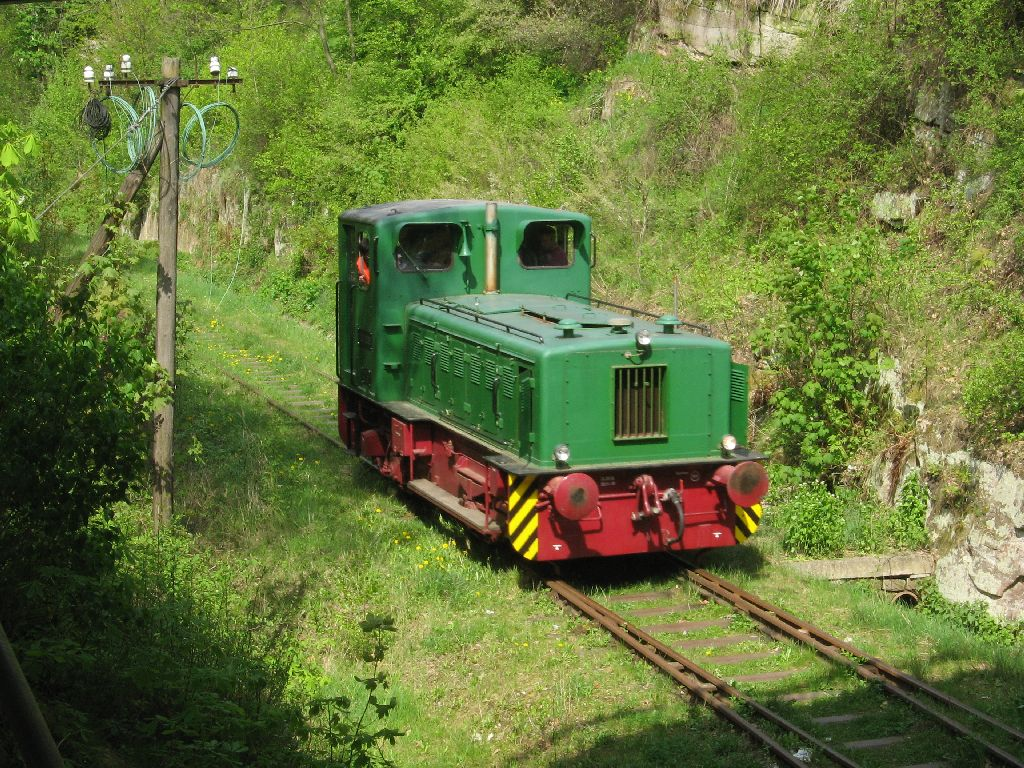 Krupp – Werkslok (V22)