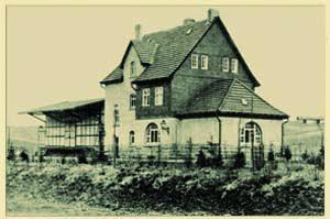 Bahnhof Heiligenstadt/Ost
