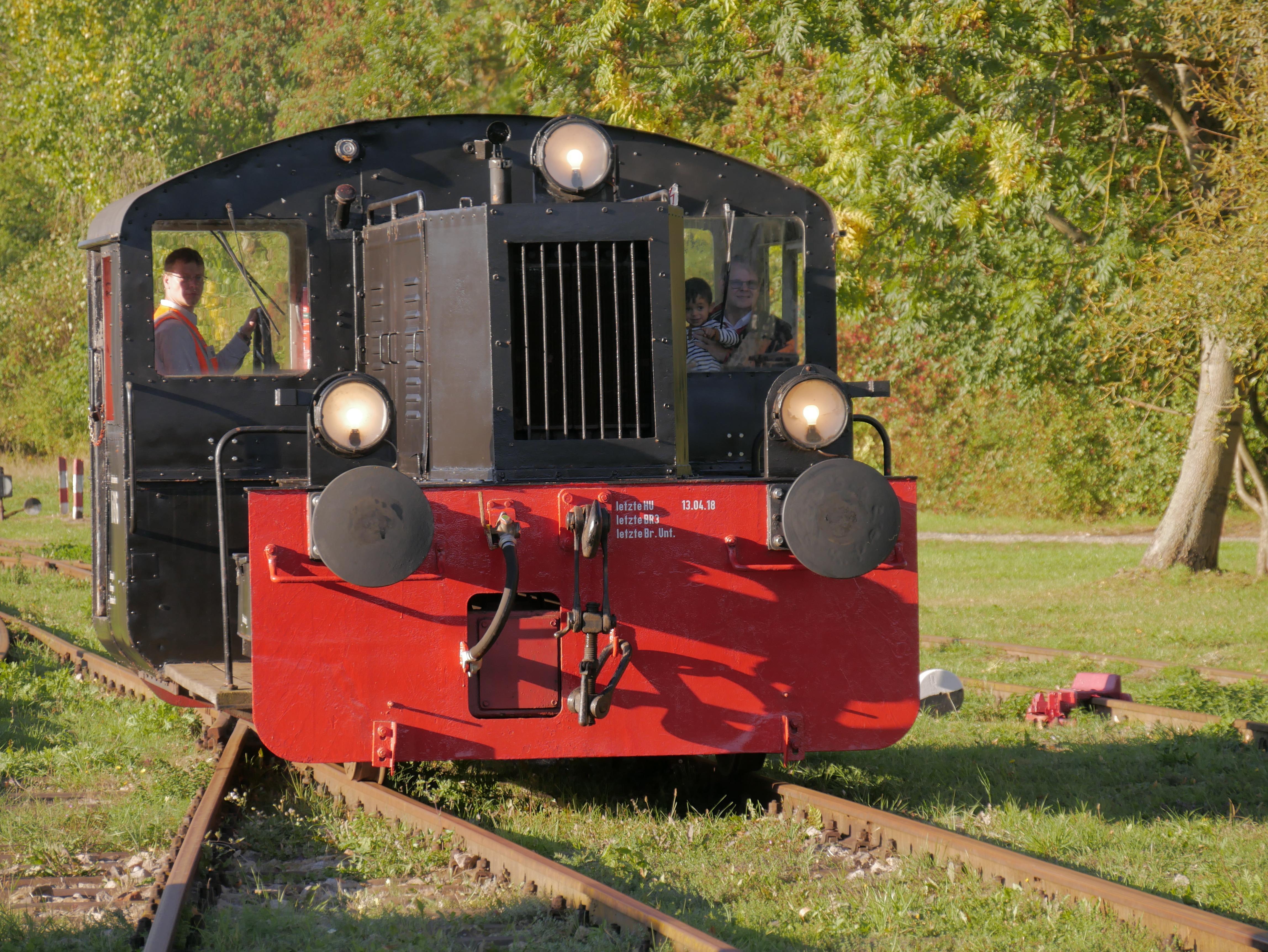 Kleinlokomotive Kö 816