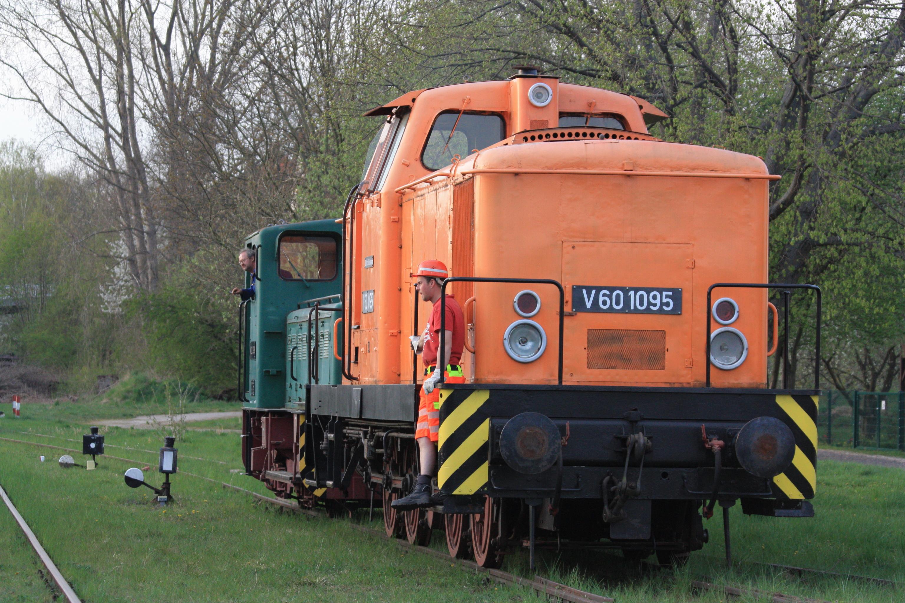 Diesellokomotive V 60 1095