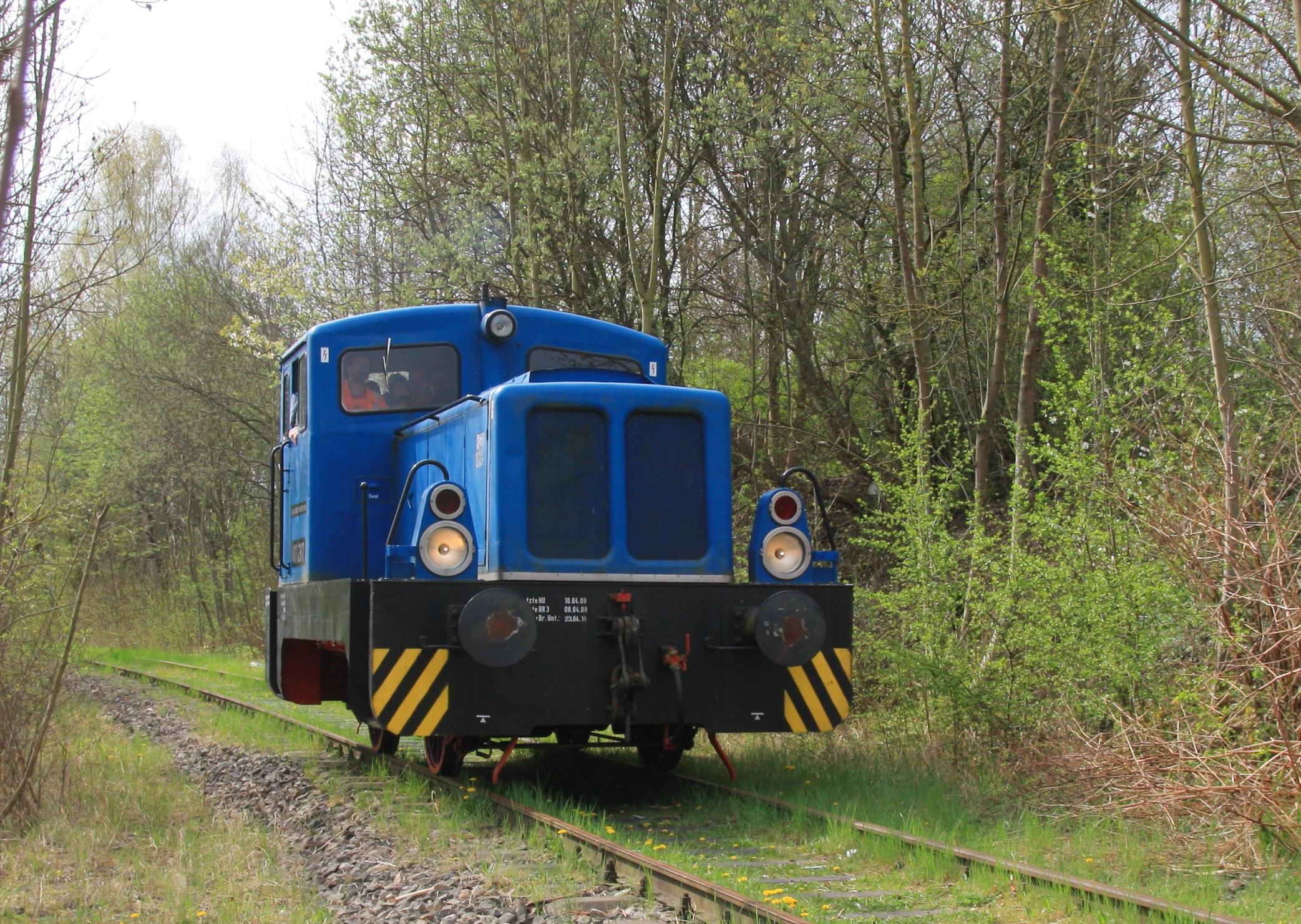 Diesellokomotive V 10 2317