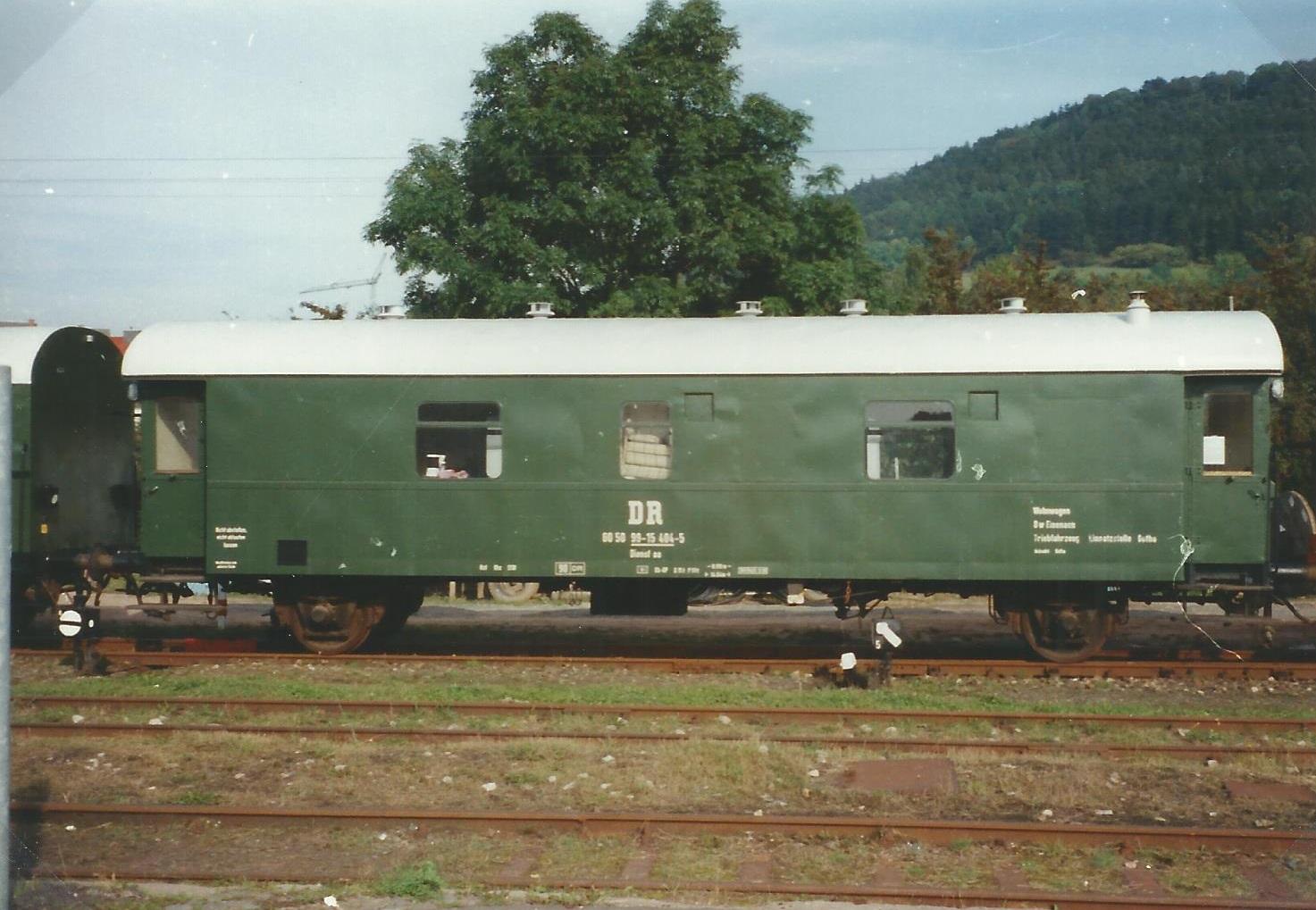 Personenwagen (Dienst aa)