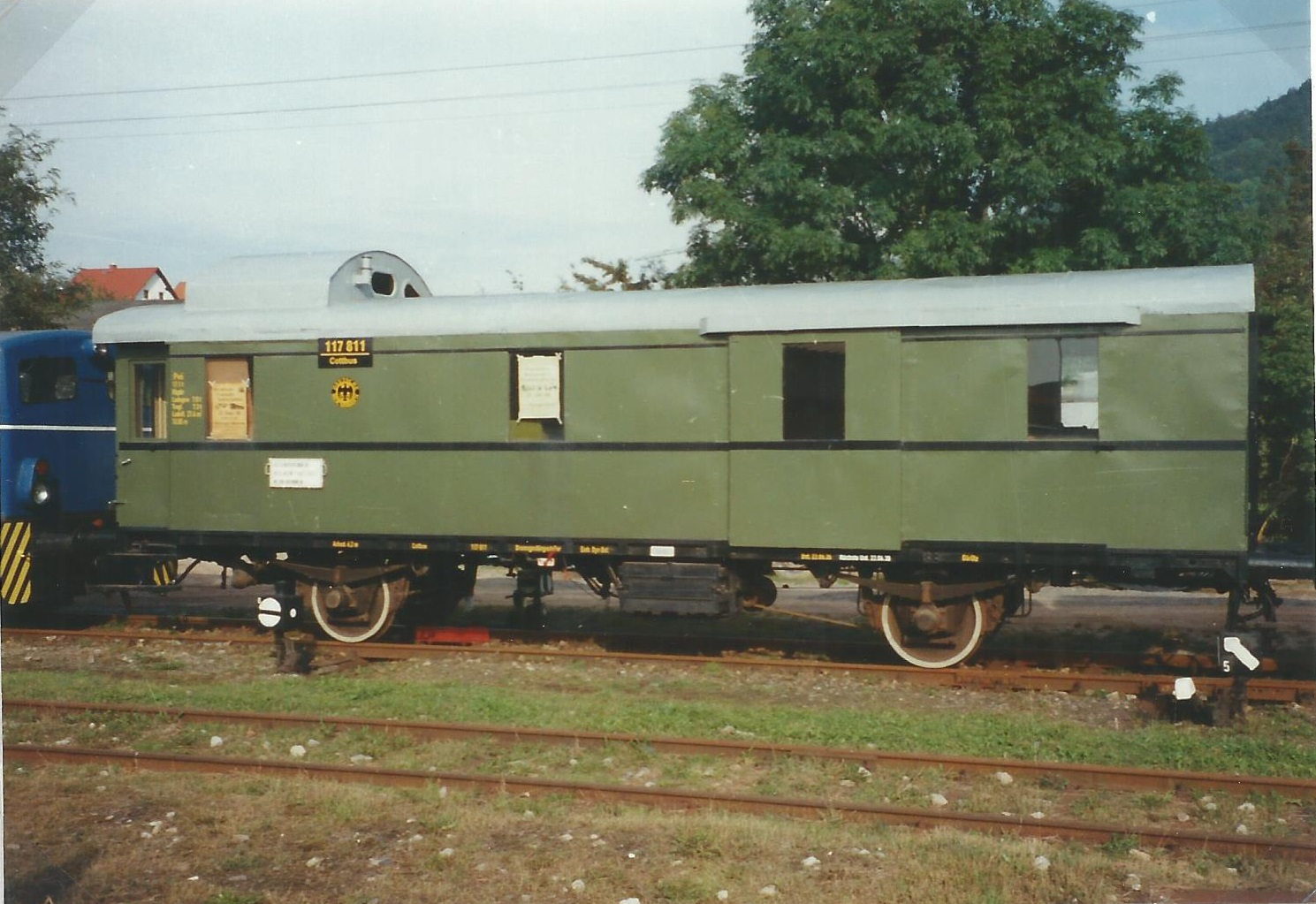 Packwagen Pwi 31 a