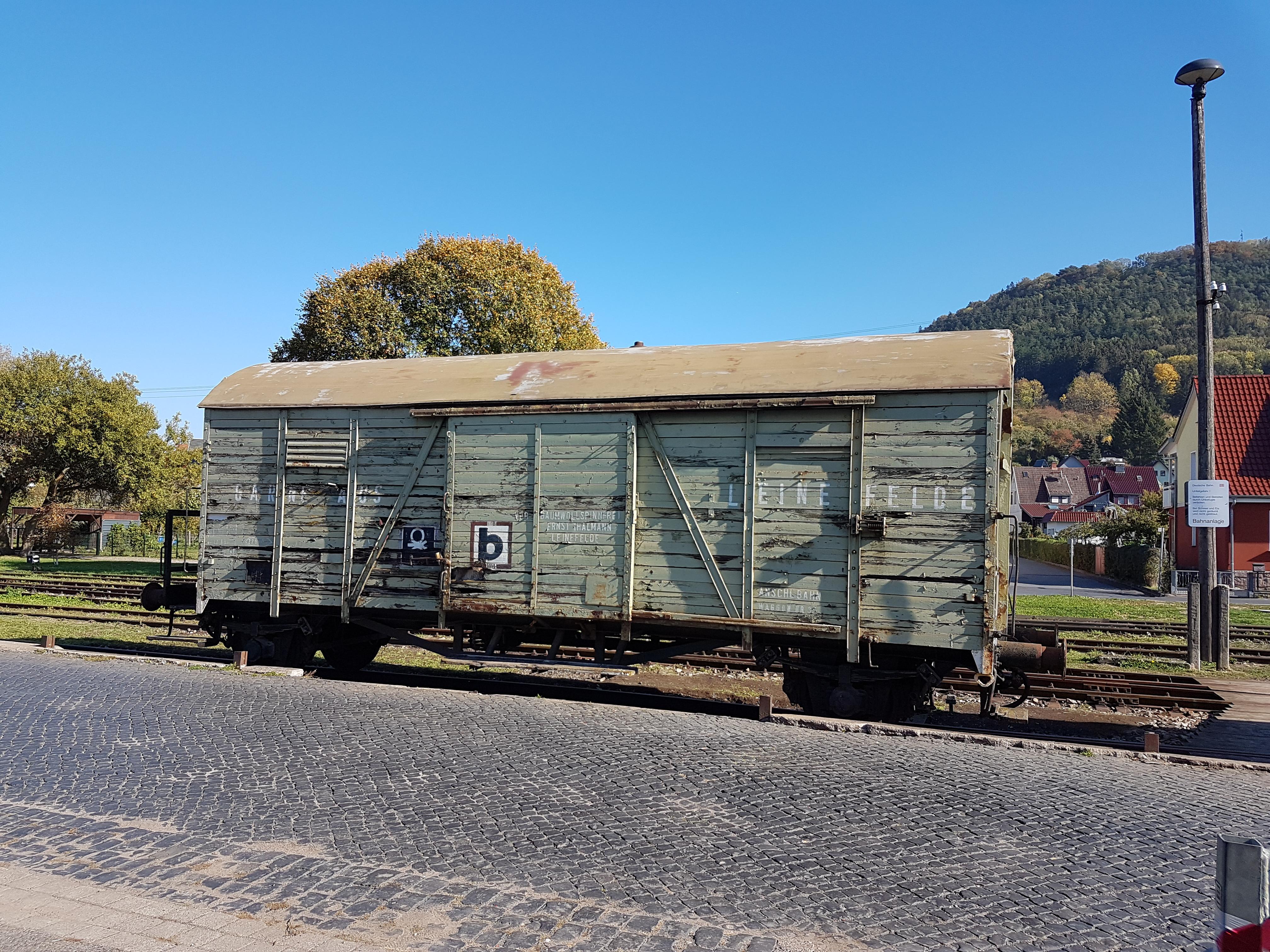 """Güterwagen – Bauart """"G 06"""""""