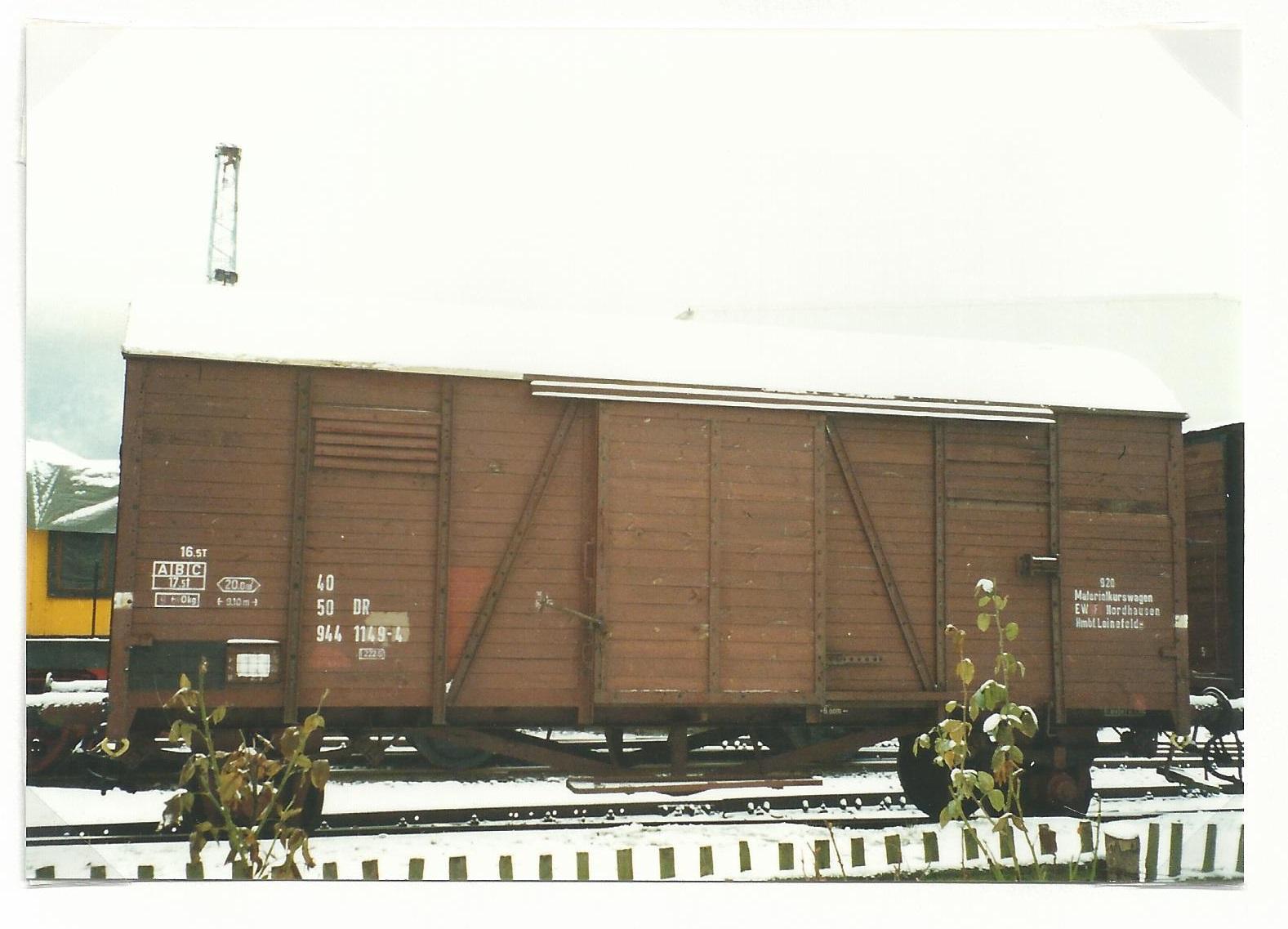 """Güterwagen – Bauart """"Oppeln"""""""